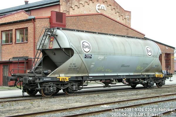 Swedish Rail Vehicles Pics